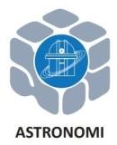 Logo OSN Astronomi