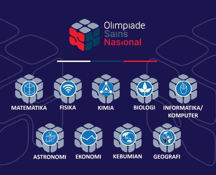 logo semua bidang OSN 2018